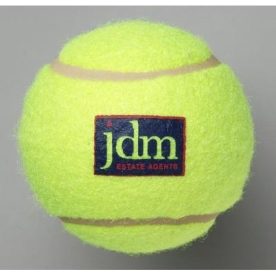 Image of Promotional Tennis Balls Printed with your Logo