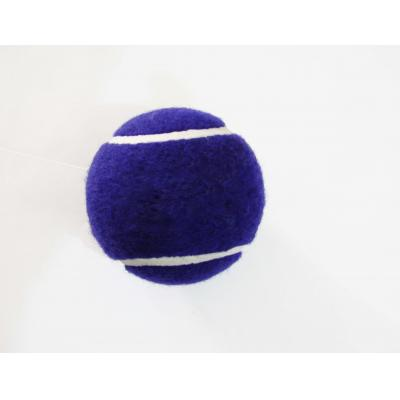 Image of Promotional Blue Tennis Balls - Pantone matched 1000 units and above