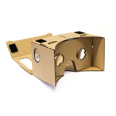 Image of Promotional Virtual Reality Glasses.Branded Cardboard VR Glasses