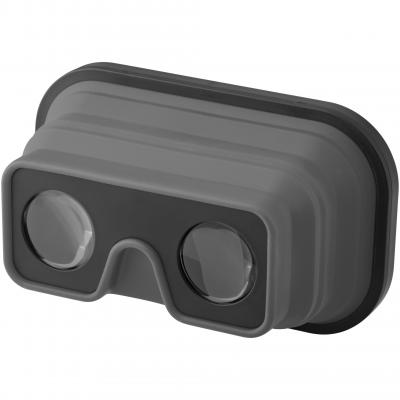 Image of Printed Foldable Virtual Reality Glasses. Folding VR Glasses