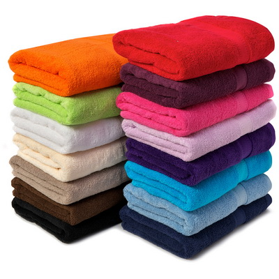 Image of Egyptian Cotton Towels