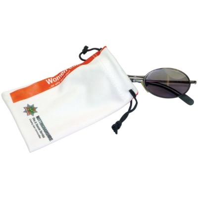 Image of Promotional Microfibre Sunglasses Pouch Printed - Full colour Dye Sub