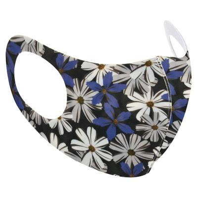 Image of Full Colour Printed Reusable Face Mask UK Stock