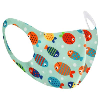 Image of Bespoke Reusable Face Masks Branded With A Full Colour Printed UK Stock