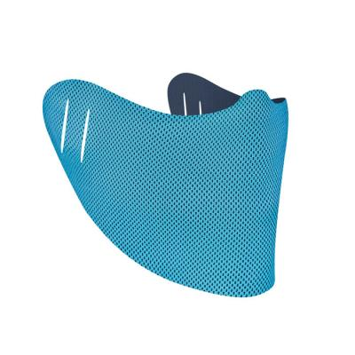 Image of Promotional Reusable Face Mask With Full Colour Print Royal Blue
