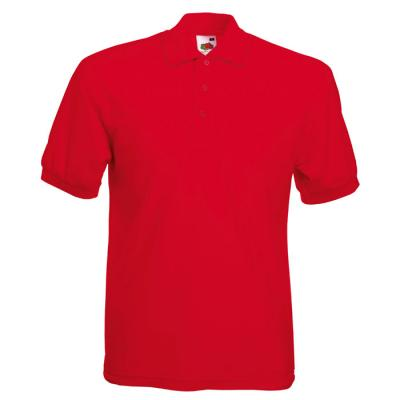 Image of Promotional Mens Polo Shirt 180 g/m2 Printed Or Embroidered With Your Logo