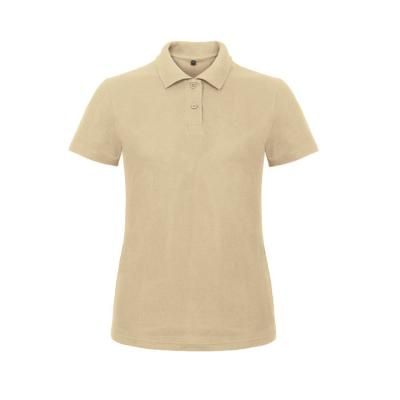 Image of Promotional Ladies Budget Polo Shirt 100% Cotton 180 gr/m2