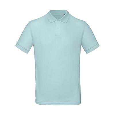 Image of Promotional Mens Organic Cotton Polo Shirt