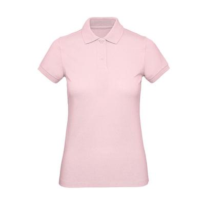 Image of Promotional Ladies Organic Cotton Polo Shirt