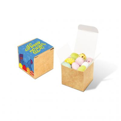 Image of Promotional Easter Eggs Mini Chocolate Presented In A Eco Gift Box